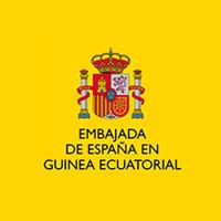 Emb España Malabo logo